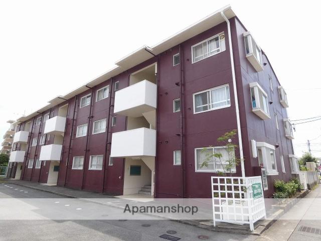 静岡県浜松市南区、天竜川駅徒歩23分の築22年 3階建の賃貸マンション