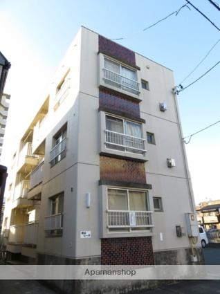 静岡県浜松市中区、浜松駅徒歩6分の築41年 3階建の賃貸マンション