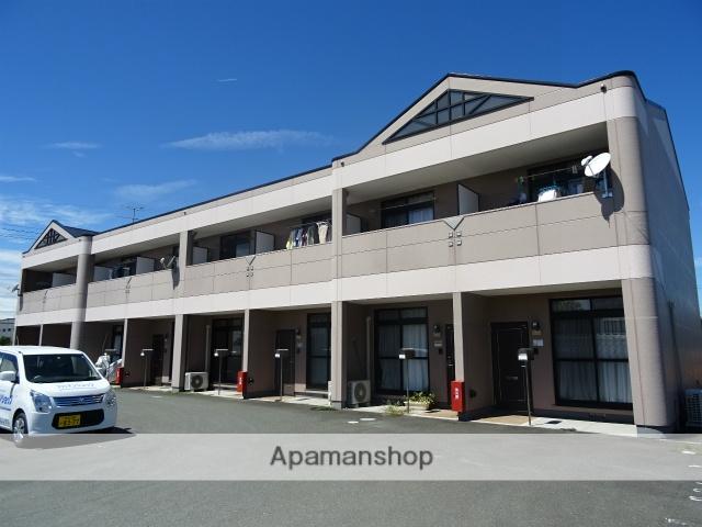 静岡県浜松市北区、浜松駅遠鉄バスバス35分赤松坂下車後徒歩2分の築16年 2階建の賃貸アパート