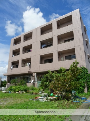 静岡県浜松市北区、常葉大学前駅徒歩27分の築23年 4階建の賃貸マンション