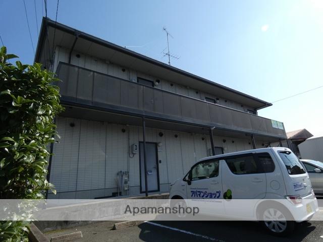 静岡県浜松市東区、天竜川駅徒歩25分の築18年 2階建の賃貸アパート