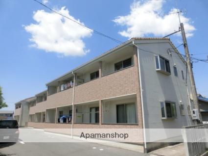 静岡県浜松市東区、遠州西ヶ崎駅徒歩15分の築8年 2階建の賃貸アパート