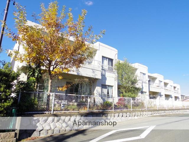静岡県浜松市中区、浜松駅遠鉄バスバス24分長坂橋下車後徒歩3分の築37年 2階建の賃貸マンション