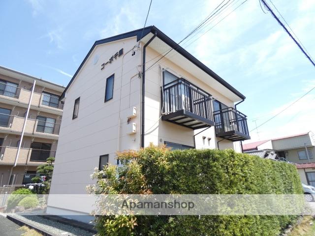 静岡県浜松市浜北区、遠州小松駅徒歩20分の築18年 2階建の賃貸テラスハウス