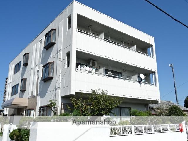 静岡県浜松市東区、積志駅徒歩17分の築29年 3階建の賃貸マンション