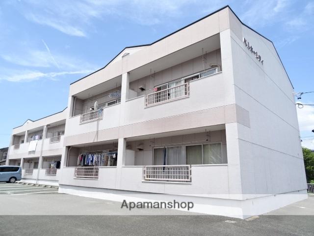 静岡県浜松市南区、浜松駅徒歩41分の築27年 2階建の賃貸アパート