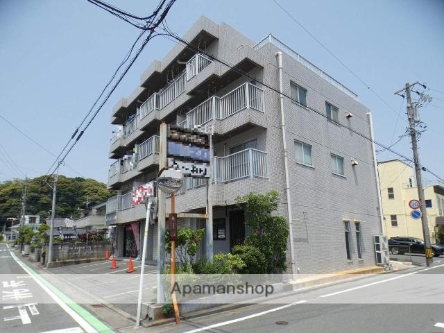 静岡県浜松市中区、浜松駅遠州鉄道バスバス10分病院西下車後徒歩2分の築30年 3階建の賃貸マンション