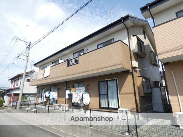 静岡県浜松市東区、天竜川駅徒歩10分の築15年 2階建の賃貸アパート