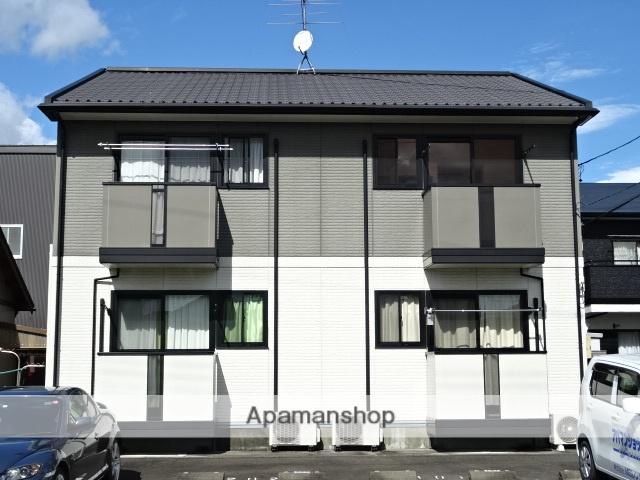 静岡県浜松市浜北区、浜北駅徒歩14分の築15年 2階建の賃貸アパート