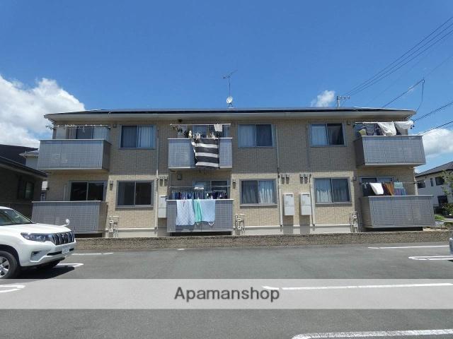 静岡県浜松市北区、岡地駅徒歩35分の築4年 2階建の賃貸アパート
