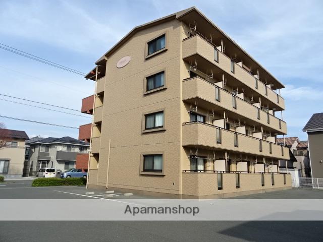 静岡県浜松市東区、天竜川駅徒歩27分の築10年 4階建の賃貸マンション