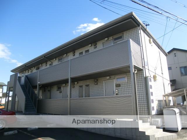 静岡県浜松市東区、天竜川駅徒歩25分の築11年 2階建の賃貸アパート