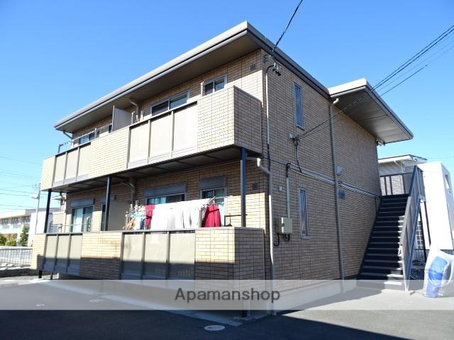 静岡県浜松市東区、天竜川駅徒歩17分の築8年 2階建の賃貸アパート