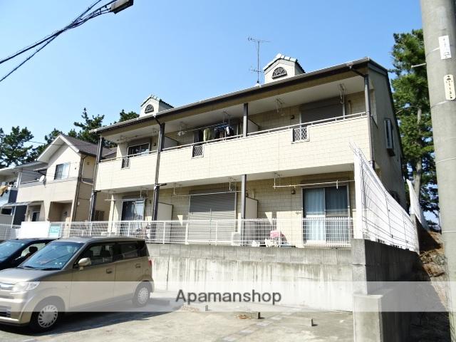 静岡県浜松市西区、弁天島駅徒歩15分の築11年 2階建の賃貸アパート