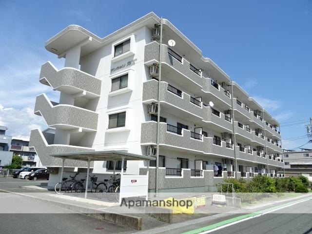 静岡県浜松市南区、天竜川駅徒歩32分の築18年 4階建の賃貸マンション