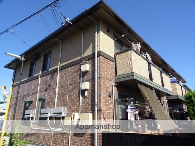 静岡県浜松市東区、浜松駅遠鉄バスバス25分中田町下車後徒歩2分の築12年 2階建の賃貸アパート