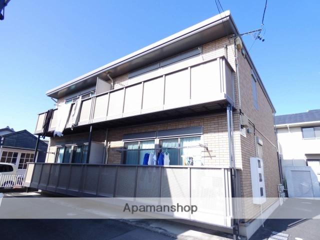 静岡県浜松市中区、浜松駅徒歩24分の築11年 2階建の賃貸アパート