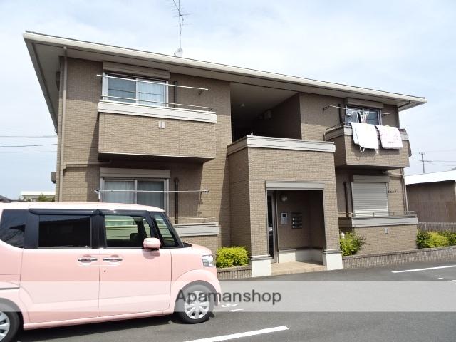 静岡県浜松市浜北区、美薗中央公園駅徒歩22分の築8年 2階建の賃貸アパート