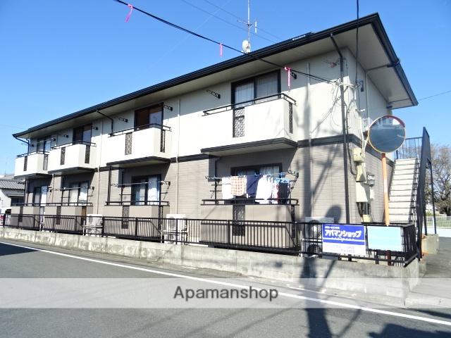 静岡県浜松市東区、浜松駅バス32分有玉北下車後徒歩3分の築20年 2階建の賃貸アパート