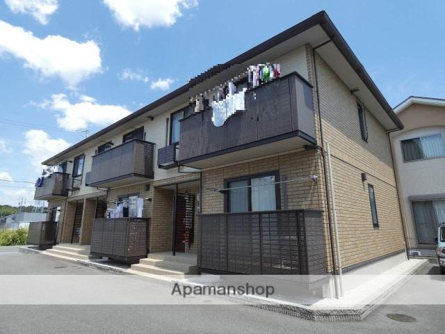 静岡県浜松市東区、浜松駅バス25分有玉南下車後徒歩5分の築2年 2階建の賃貸アパート