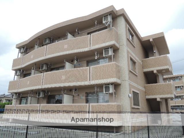 静岡県浜松市浜北区、遠州小林駅徒歩27分の築7年 3階建の賃貸マンション