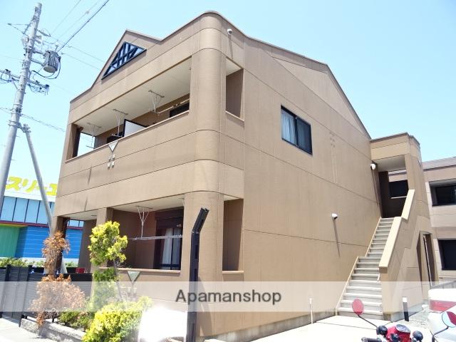 静岡県浜松市西区、舞阪駅徒歩10分の築8年 2階建の賃貸アパート