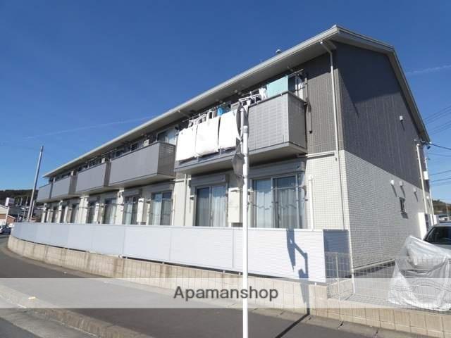静岡県浜松市浜北区、岩水寺駅徒歩17分の新築 2階建の賃貸アパート