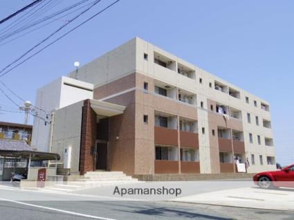 静岡県浜松市中区、浜松駅バス20分上島北下車後徒歩7分の築3年 4階建の賃貸マンション