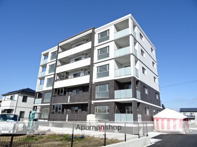 静岡県浜松市南区、浜松駅バス25分高塚下車後徒歩5分の新築 5階建の賃貸マンション