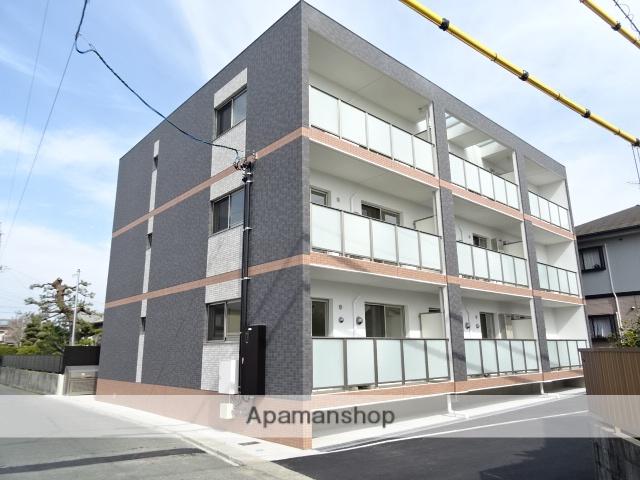 静岡県浜松市南区、天竜川駅徒歩27分の新築 3階建の賃貸マンション