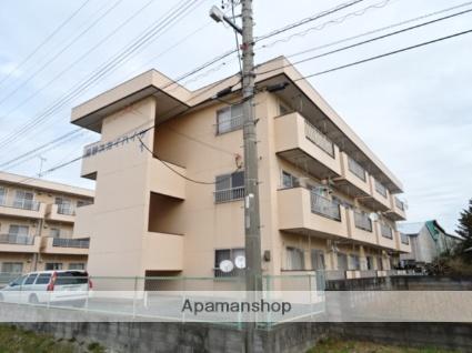 静岡県浜松市浜北区、岩水寺駅徒歩16分の築27年 3階建の賃貸アパート