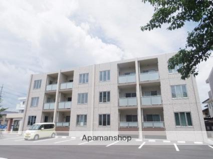 静岡県浜松市中区、浜松駅バス25分北部協働センター下車後徒歩5分の新築 3階建の賃貸マンション
