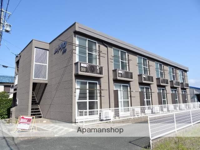 静岡県浜松市西区、浜松駅バス40分坪井西下車後徒歩3分の築16年 2階建の賃貸アパート