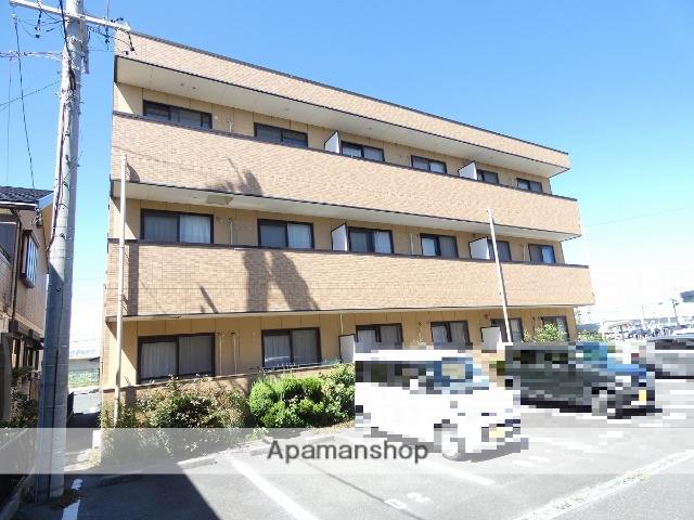 静岡県浜松市南区、浜松駅バス18分西若林下車後徒歩7分の築18年 3階建の賃貸マンション