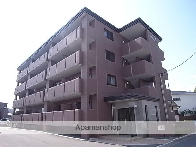 静岡県浜松市東区、天竜川駅徒歩5分の築7年 4階建の賃貸マンション