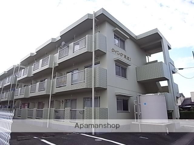 静岡県浜松市中区、浜松駅遠鉄バスバス25分大竹医院下車後徒歩1分の築25年 3階建の賃貸マンション