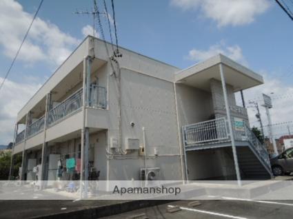 静岡県浜松市浜北区、美薗中央公園駅徒歩23分の築28年 2階建の賃貸アパート