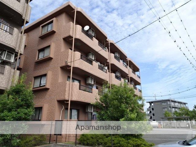 静岡県島田市、六合駅徒歩20分の築16年 4階建の賃貸マンション