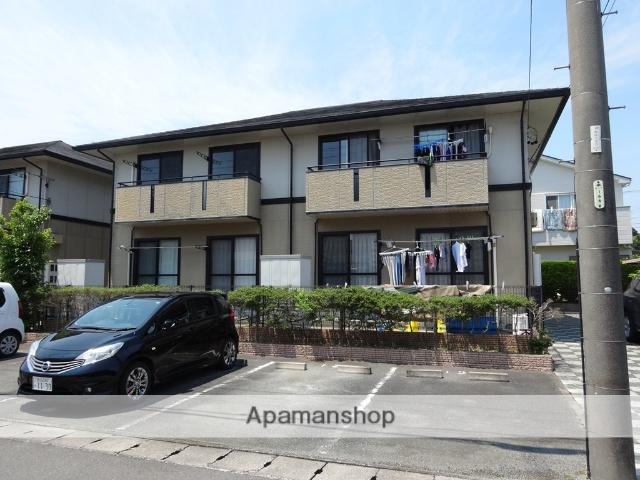 静岡県掛川市の築20年 2階建の賃貸アパート