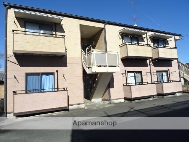静岡県袋井市、袋井駅徒歩12分の築14年 2階建の賃貸アパート