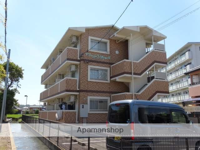 静岡県島田市の築10年 3階建の賃貸マンション