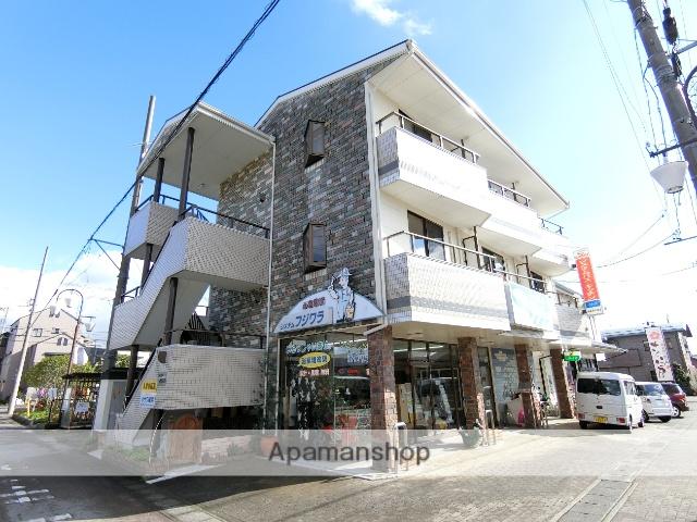 静岡県菊川市、菊川駅徒歩7分の築23年 3階建の賃貸アパート