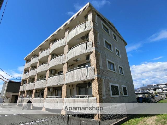 静岡県袋井市、愛野駅徒歩3分の築10年 4階建の賃貸マンション