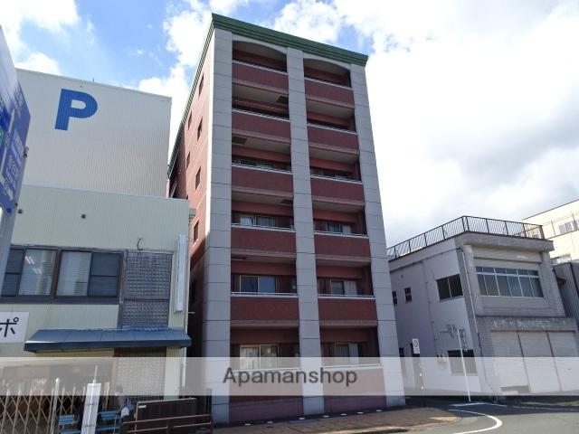 静岡県島田市、島田駅徒歩5分の築11年 6階建の賃貸マンション