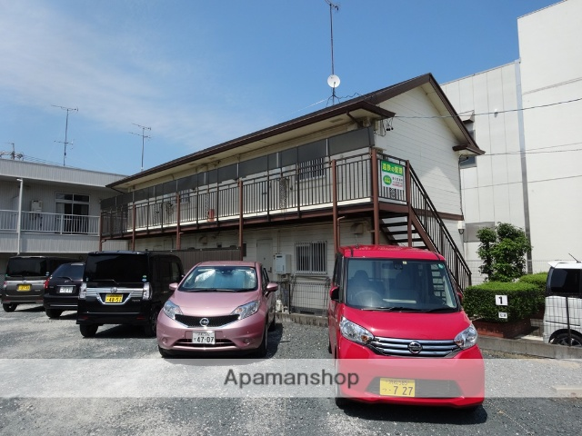 静岡県掛川市、掛川駅徒歩6分の築27年 2階建の賃貸アパート