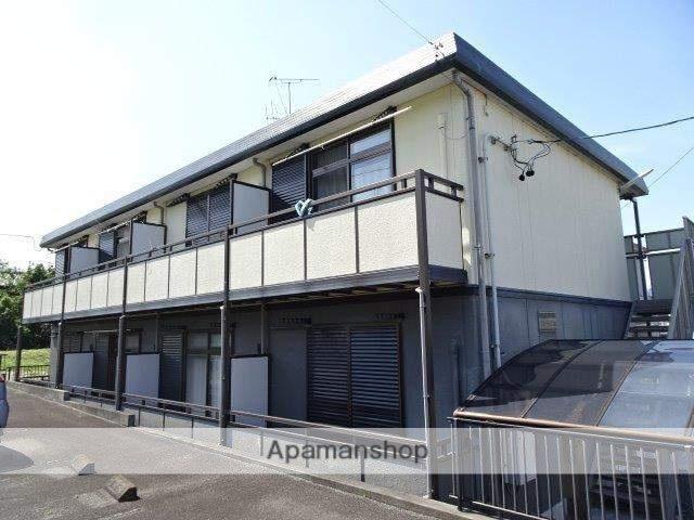 静岡県島田市の築19年 2階建の賃貸アパート