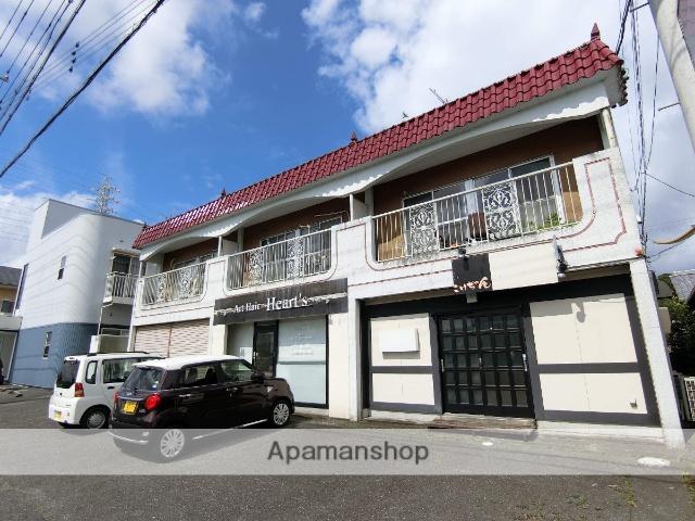静岡県掛川市、桜木駅徒歩10分の築35年 2階建の賃貸アパート