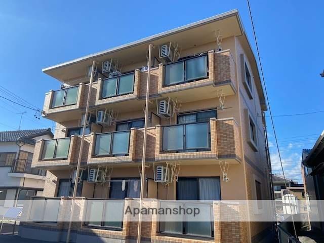 静岡県島田市、六合駅徒歩8分の築8年 3階建の賃貸マンション