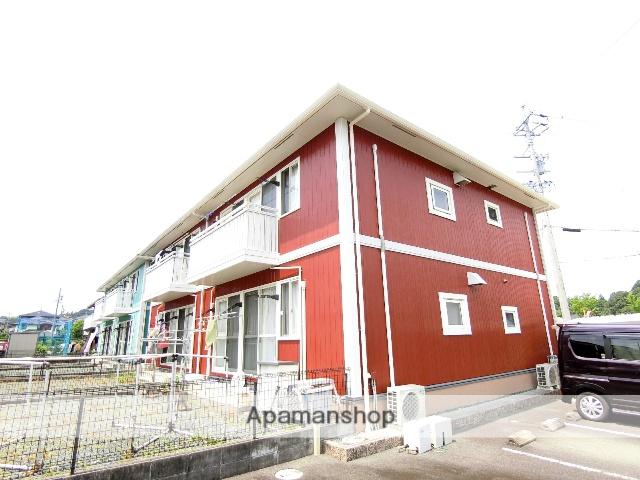静岡県掛川市、いこいの広場駅徒歩20分の築13年 2階建の賃貸アパート