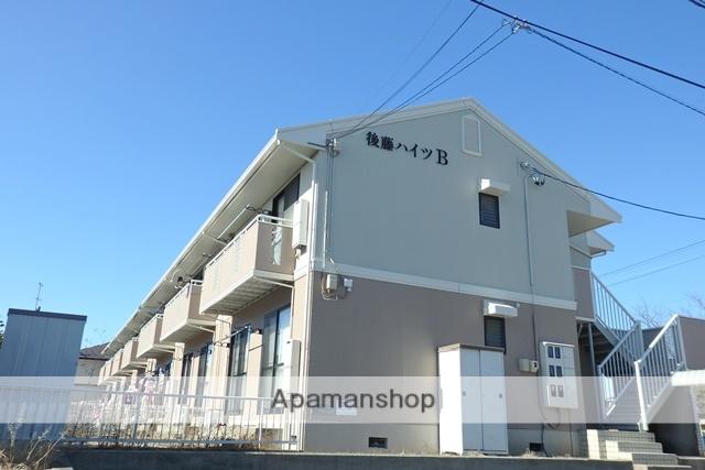 静岡県掛川市、掛川駅徒歩25分の築24年 2階建の賃貸アパート